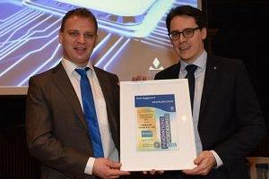 Verleihung des Innovationsförderpreises