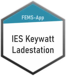 FEMS-App IES Keywatt Ladestation