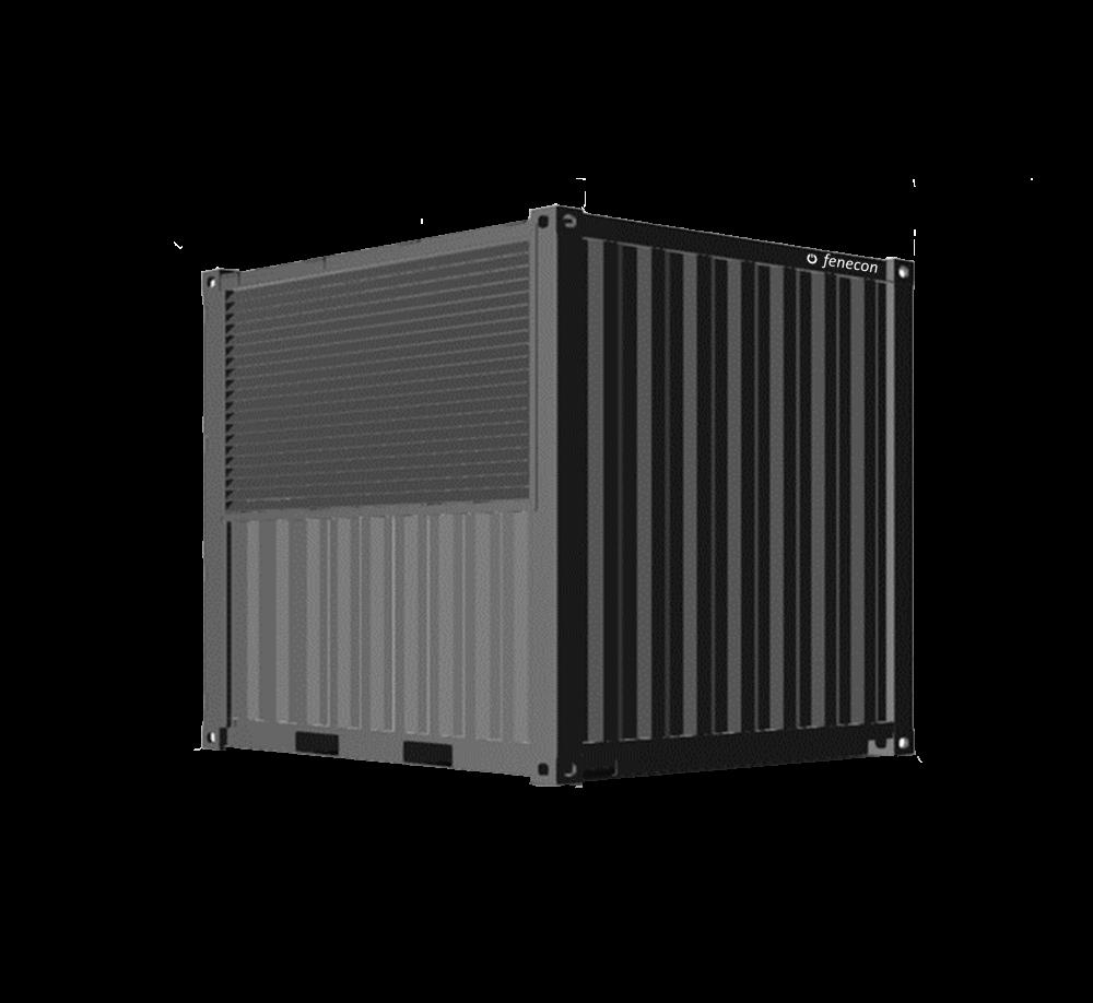 Industrial mit Logo